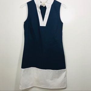 STS Sail to Sable Classic Navy Blue Tunic Dress